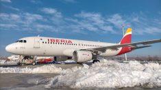 Iberia prevé más cancelaciones de vuelos el fin de semana porque Barajas seguirá sin estar al 100%