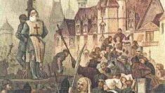 El Gran Maestre de los Templarios, Jacques de Molay