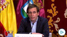 Madrid pide ser declarada zona catatrófica tras el paso de Filomena