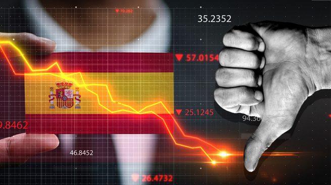 La OCDE sitúa a España como la peor gran economía del mundo desarrollado en diciembre