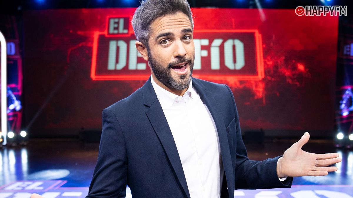 Roberto Leal, en El Desafío
