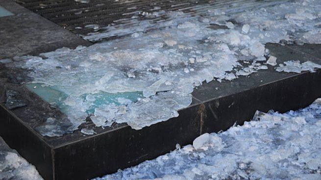 quitar hielo