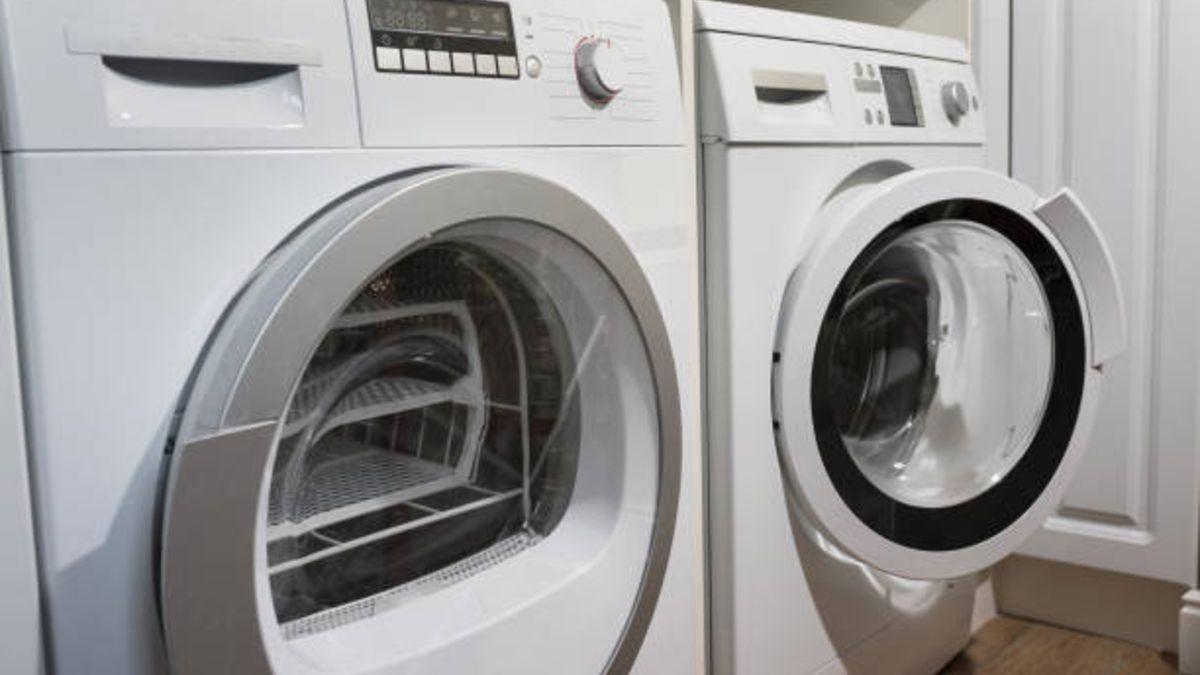 Pequeños trucos para conseguir ahorrar en la factura de la luz al usar la lavadora y la secadora