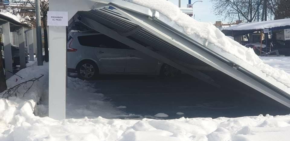 La imprevisión y dejadez de los alcaldes socialistas del sur de Madrid provoca el caos tras las nevada