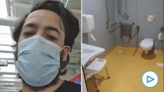 """Un paciente del Zendal desmiente los ataques contra Ayuso: «Estoy en manga corta"""""""