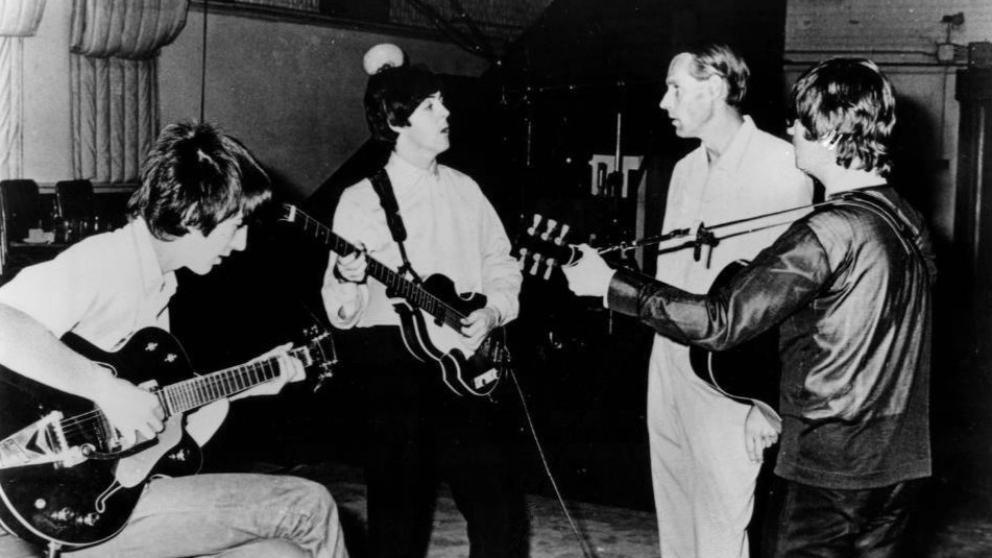 Frases de los Beatles en el Día Internacional de la Banda
