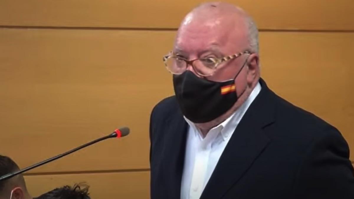 El ex comisario José Villarejo. (Foto: TSJM)