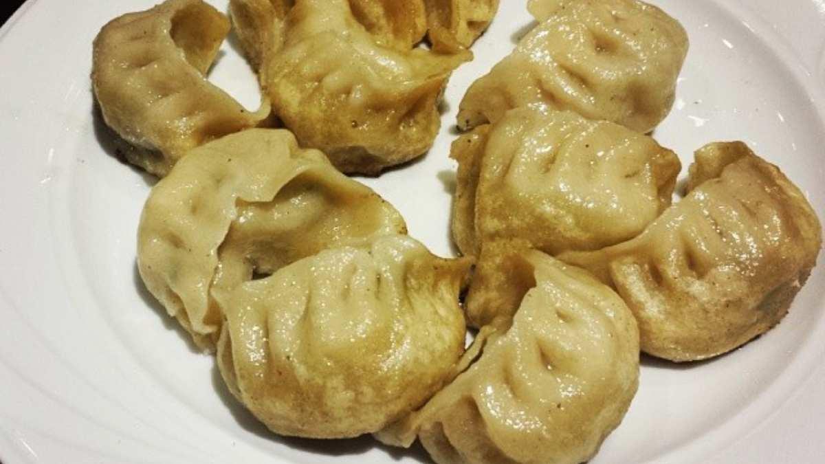Receta de Empanadillas chinas rellenas de setas y verduras