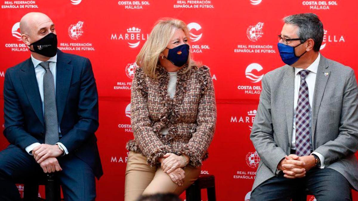 Marbella se convierte en referente para el fútbol juvenil.