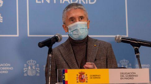 El ministro del Interior, Fernando Grande-Marlaska. (Foto: Efe)