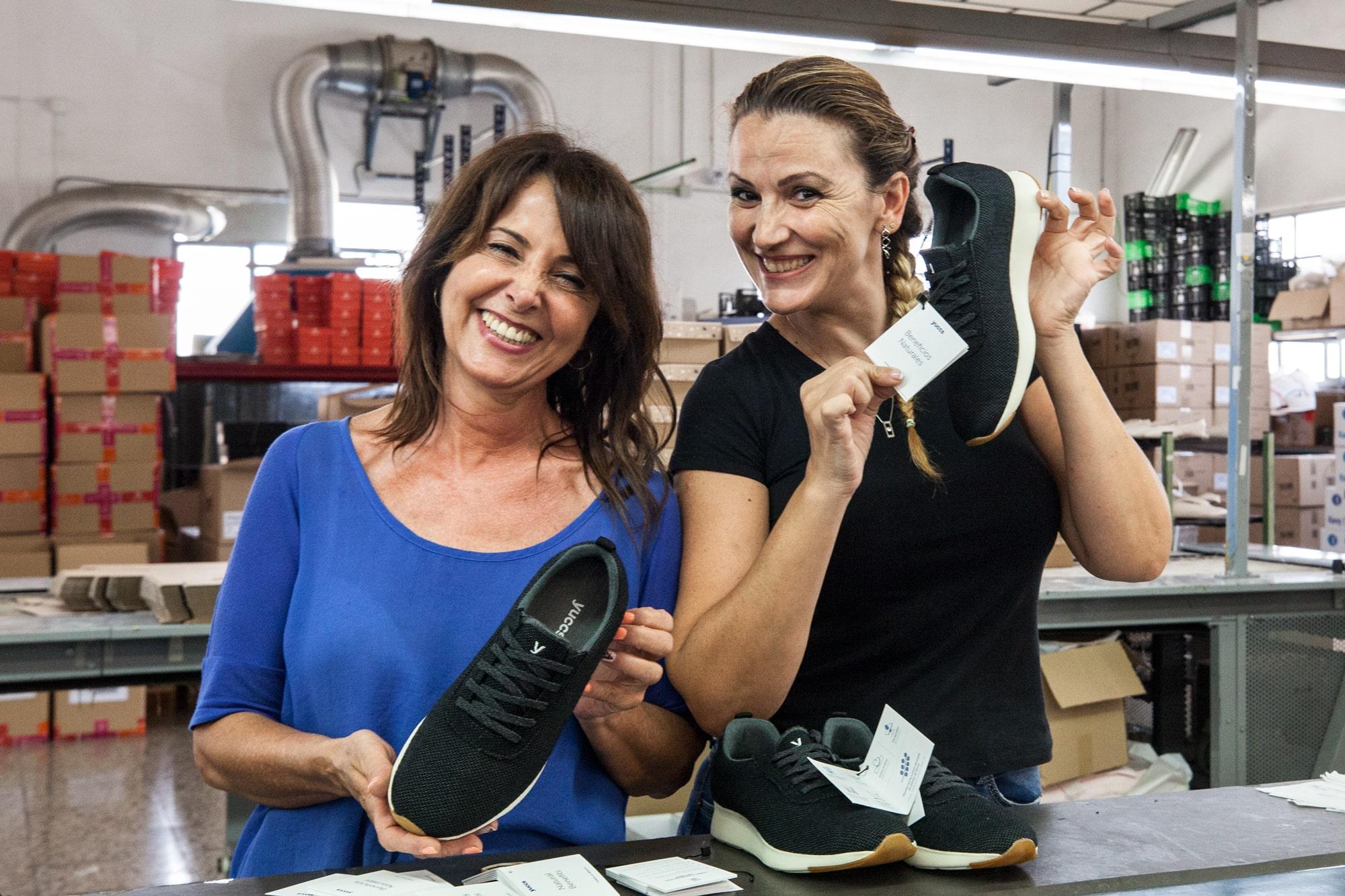 Las zapatillas españolas para todo el año que previenen los problemas más comunes de pies