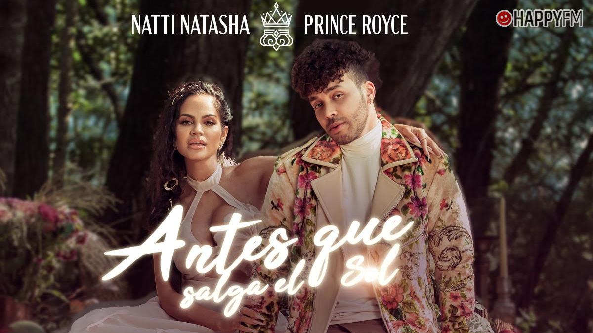 Natti Natasha y Prince Royce