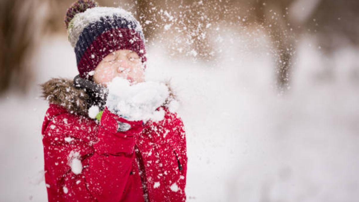 Consejos fáciles de aplicar para conseguir que los niños no enfermen a pesar del frío