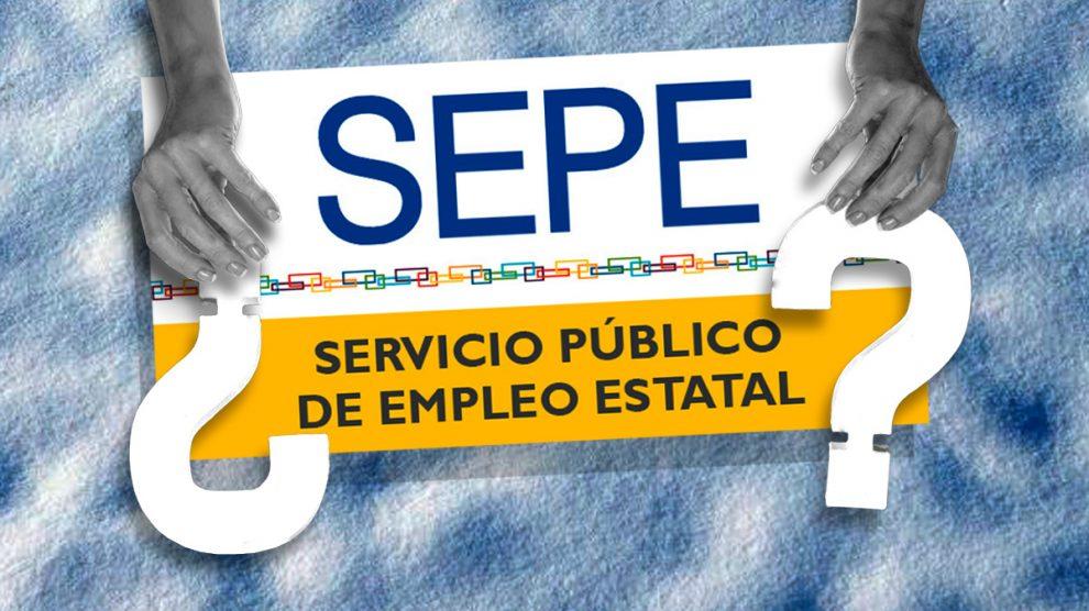 El SEPE cerró en Madrid por Filomena: «Tres meses esperando una cita y nadie me ha llamado»