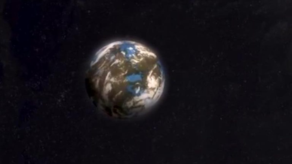 Una «supertierra» descubierta por la NASA