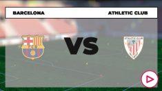 Supercopa de España 2020-2021: Barcelona – Athletic de Bilbao | Horario del partido de fútbol de la Supercopa de España.
