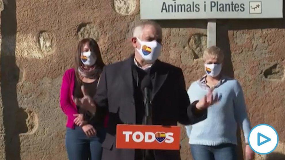 Carrizosa acusa al PSC de plantearse impugnar el retraso de los comicios por motivos electorales