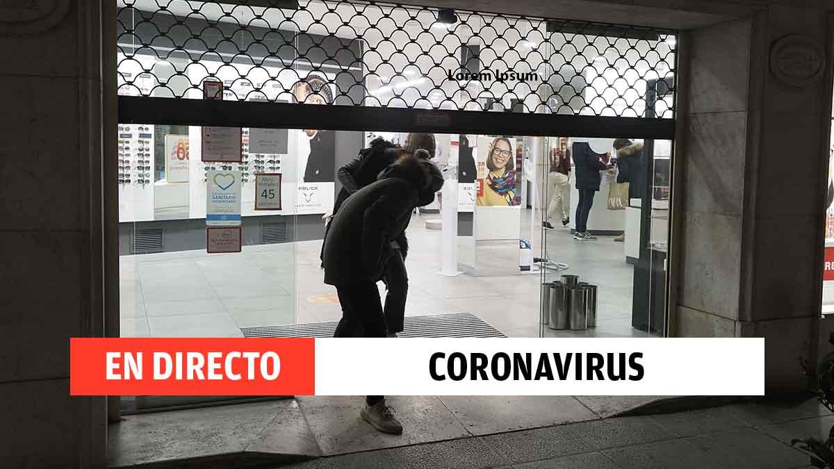 Directo de toda la actualidad del coronavirus