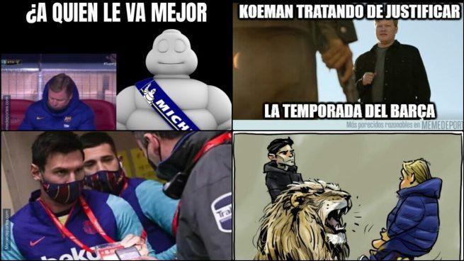 memes barcelona athletic
