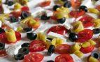 Tartas con tomate