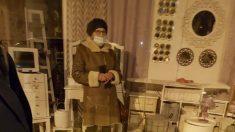 Dejan olvidada a una anciana de 87 años en un bazar chino en Torrelavega