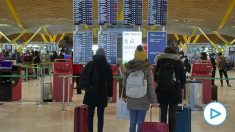 Imagen de archivo del Aeropuerto de Madrid-Barajas Adolfo Suárez. (Foto: Europa Press)