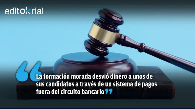 Se estrecha el cerco judicial sobre Podemos: tic-tac, tic-tac, tic-tac…