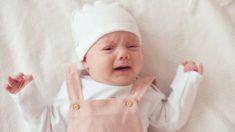 Cómo podemos actuar para tratar el resfriado del recién nacido