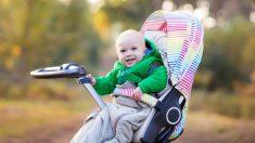 Descubre cómo elegir el mejor saco para la silla de paseo de tu bebé y los modelos de moda