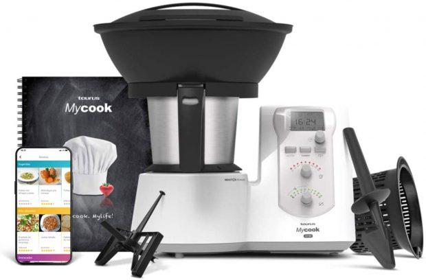 Los mejores robots de cocina que puedes comprar hoy