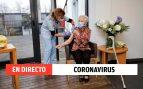 Coronavirus en España, en directo: última hora de la vacuna, nuevas medidas y toque de queda