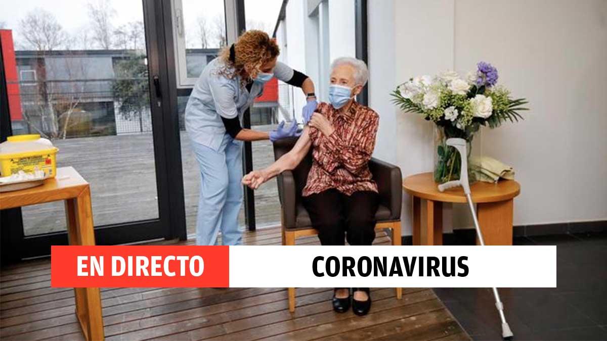 Toda la información sobre el coronavirus en directo