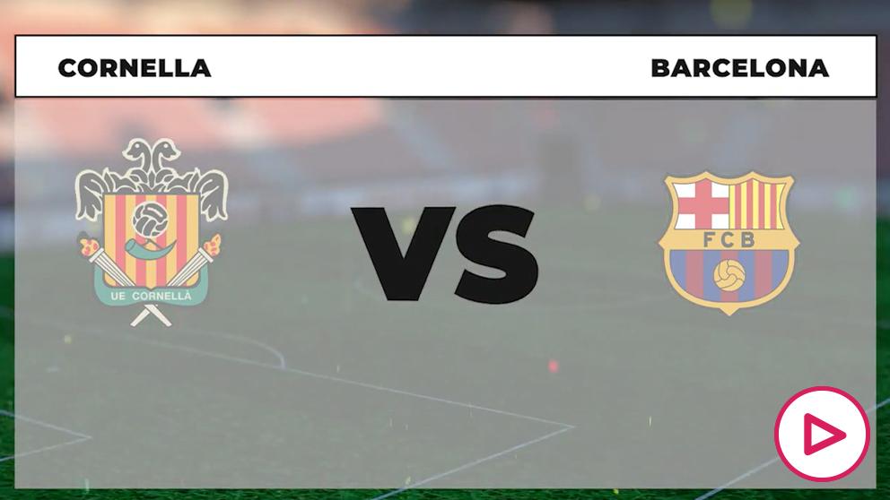 Copa del Rey: 2020-2021: Cornellá – Barcelona | Horario del partido de fútbol de la Copa del Rey.