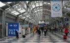 Vive durante tres meses en la zona segura del aeropuerto de Chicago por temor al coronavirus