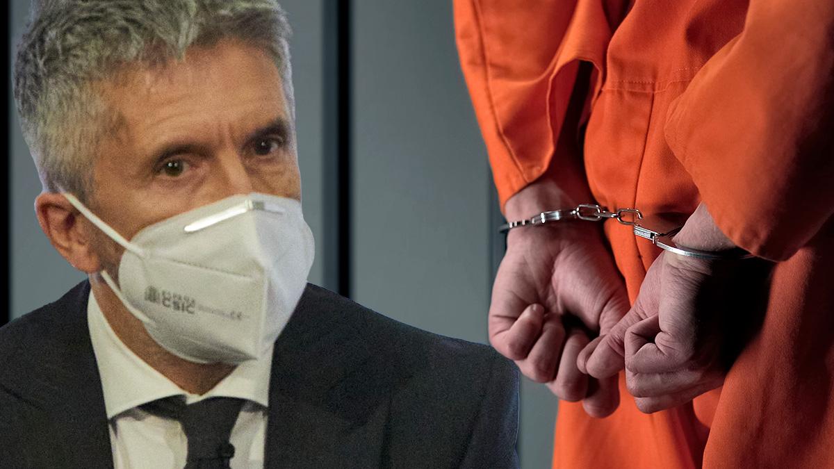 Fernando Grande-Marlaska, ministro del Interior del Gobierno de España.