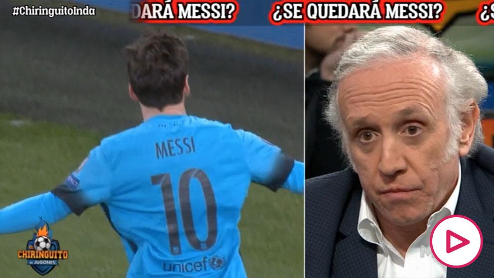 Leo Messi ya le ha dejado claras sus condiciones a Laporta.