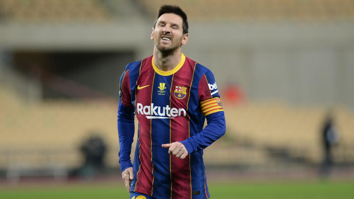 Copa del Rey: Sevilla – Barcelona, en directo. (AFP)