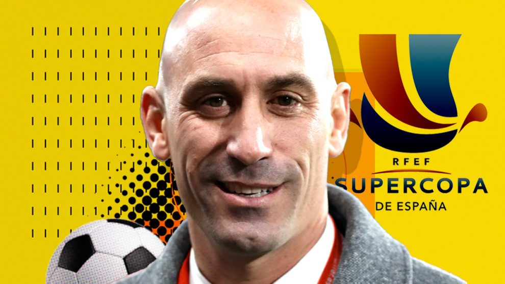 Rubiales ha conseguido darle la vuelta a la Supercopa.