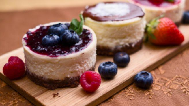 3 tartas de yogur fáciles de preparar y deliciosas