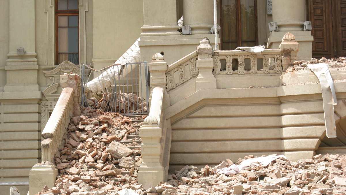 Terremotos en la historia