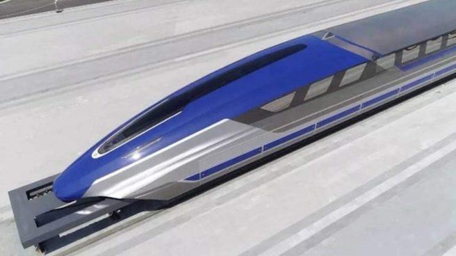 Tren bala de China