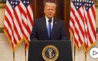 Trump se despide de la Casa Blanca: «El movimiento que hemos creado sólo acaba de empezar»