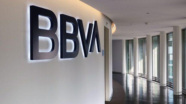 Oficina de BBVA en Suiza