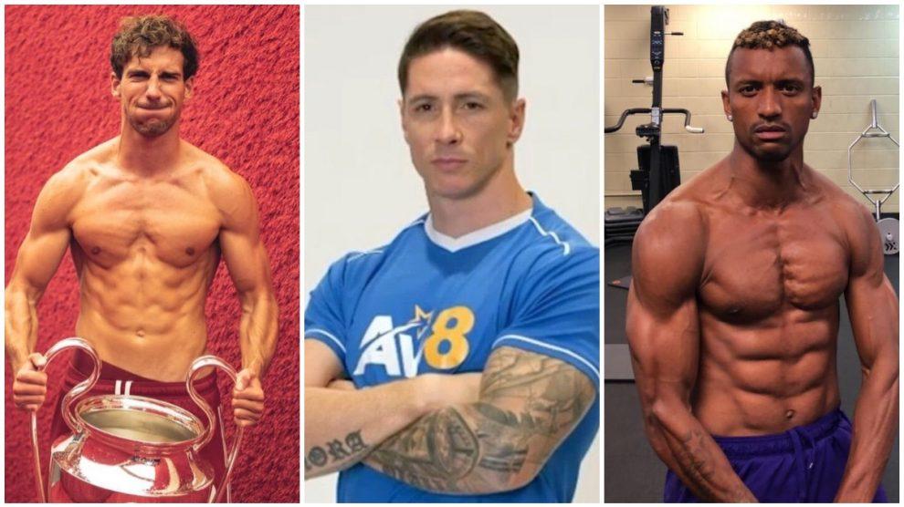 Goreztka, Torres o Nani, algunos de los grandes cambios físicos del deporte.