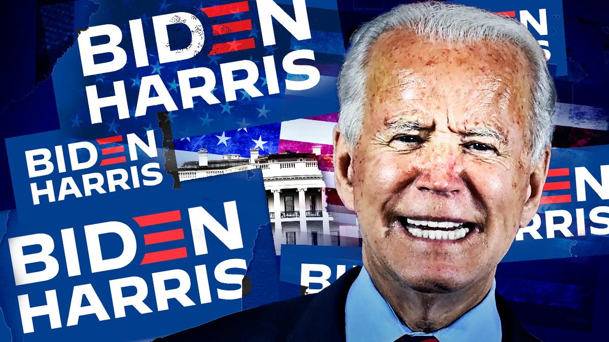 Joe Biden, nuevo presidente de los EEUU. @OKDIARIO