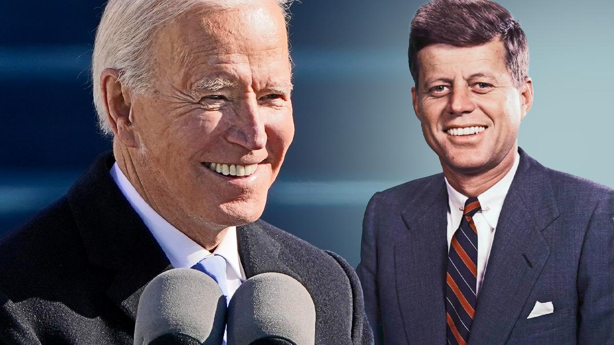 Biden y Kennedy