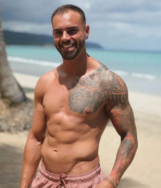 David, soltero de 'La isla de las tentaciones 3'