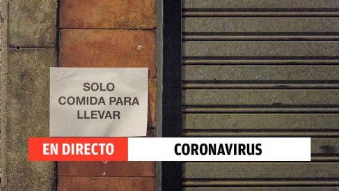 Directo del coronavirus en España, última hora