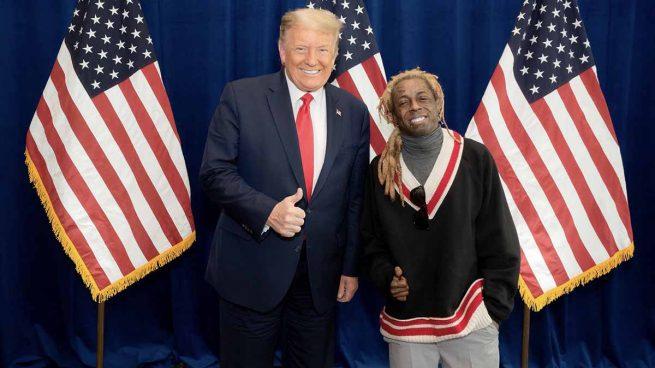 Su ex asesor Steve Bannon o el rapero Lil Wayne: los 73 indultos de Trump antes de abandonar la Casa Blanca