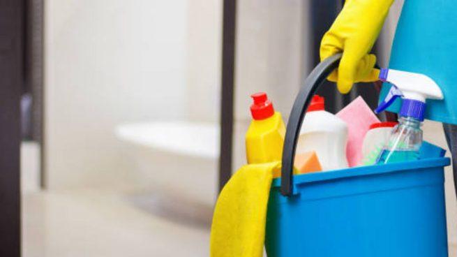 limpiadores baño